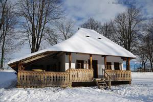 Casa din Bucovina 1 by BogdanEpure