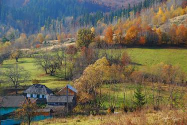 Rural Romania by BogdanEpure