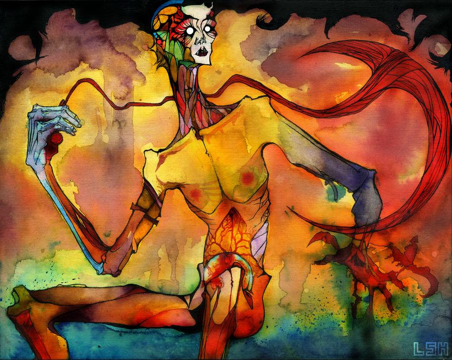 Philosopher's Ego, The by LyndsayHarper