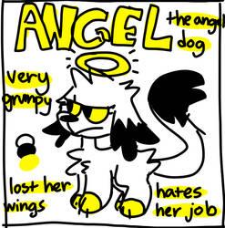 angel by ratfurb