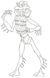 Gaff - Lifejacket by Garrbatch-man