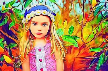 Florabella by arnarn-stinkfist
