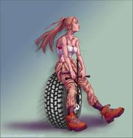 Mechanic (Cms) by Kissmy-Claw
