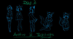 Random TF Challenge - Day 2 by Luxianne