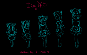Random TF Challenge - Day 5 by Luxianne
