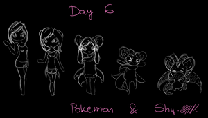 Random TF Challenge - Day 6 by Luxianne