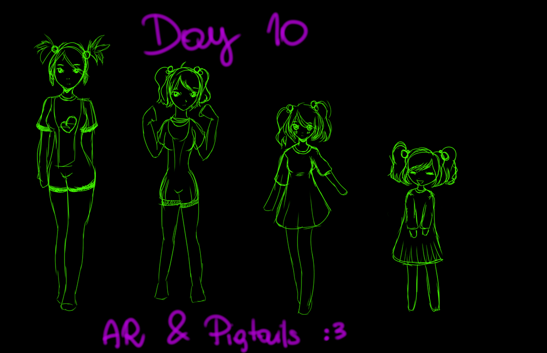 Random TF Challenge - Day 10 by Luxianne