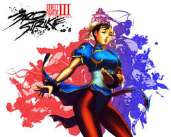Street Fighter III: 3rd Strike by chesterocampo