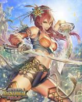 Ragnabreak - Female Pirate Coeleur by chesterocampo