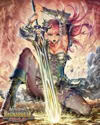 Ragnabreak - Great Warrior by chesterocampo