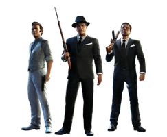 Mafia 3 The Marcanos Png by xGamergreaserx