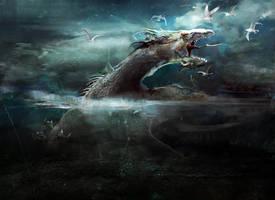 Nessie by wiloberdier
