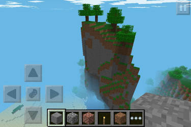 Minecraft Pocket Edition Seed   BAHAMUT by RenamonLove