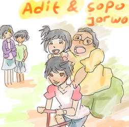 Adit dan Sopo Jarwo by teto-and-rin