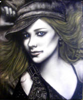 Avril Airbrush by B-rad-asQ