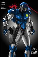 Robo Redesign by JerryLSchick