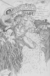 Uncharted by JerryLSchick