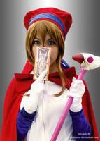 Oh, Key of Clow... power of magic... by VertigoZX