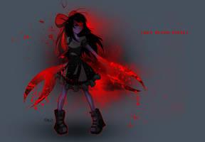They Bleed Pixels by KamlotVIII