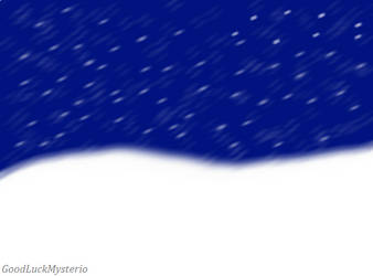 Winter wonderland christmas present by GoodluckMysterio