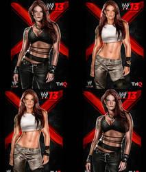 Lita WWE by GoodluckMysterio