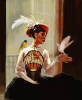 Love Bird by BeaGifted