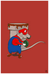 Another Mario by Trueneox