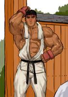 Cute Ryu by Ephorox