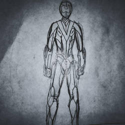 Beyonds Nexgen suit tease! by jddishmonart