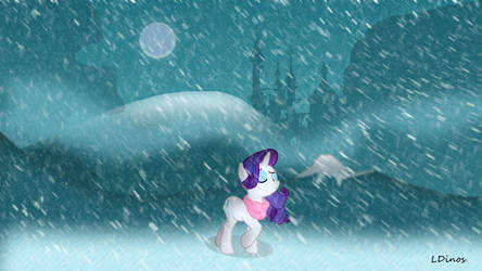 Snowy Rarity by LDinos
