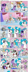Comic-Twilight's First day #15 (Greek Translation) by LDinos