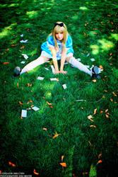 Alice from Wonderland by kirawinter