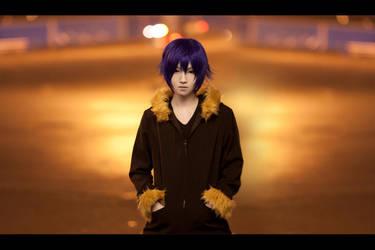 KAITO - Vocaloid by kirawinter