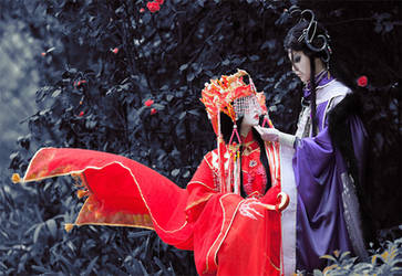 You  Ming Ai Rang Ming Niang by kirawinter
