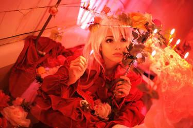 Guilty Crown - Inori Yuzuriha by kirawinter