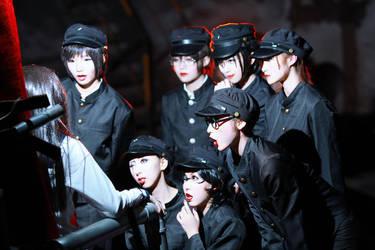 Litchi Hikari Club - Captive Lily by kirawinter