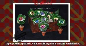 spy plants by crudelia