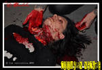 Killing Ina: Colombian Necktie 04 by crudelia