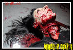 Killing Ina: Colombian Necktie 06 by crudelia