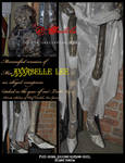 Annabelle Lee the undead 03 by crudelia