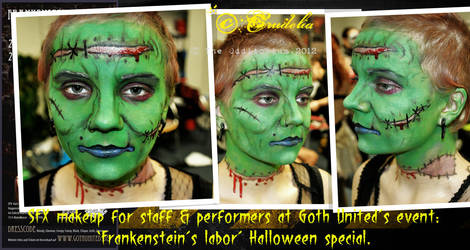 Frankenstein's labor-02 by crudelia