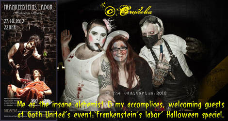 Frankenstein's labor-05 by crudelia