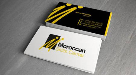 Business Card MSC  2 by baagnamar