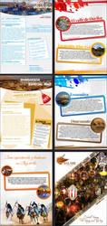 conception programme agence de voyage by baagnamar