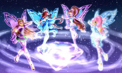 Luce di Diamanti by PhoenixFlameFairy