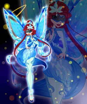 AT: Diamond Mystery by PhoenixFlameFairy