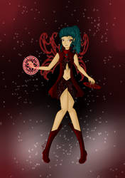 Pure Demonic by PhoenixFlameFairy