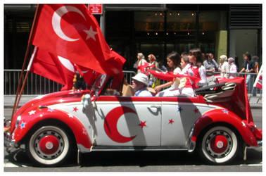 turkish parade by koral