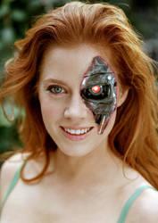Amy Adams Terminator 01 by DacianaM