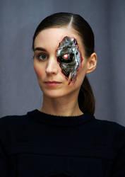 Rooney Mara Terminator 01 by DacianaM